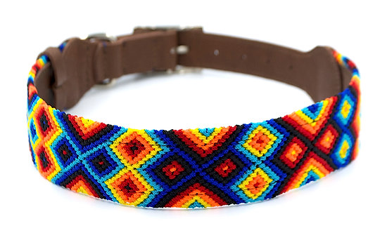 Artisan Dog Collar / xl