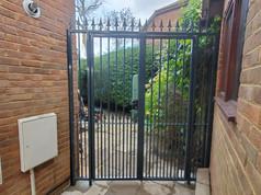 Security side entrances