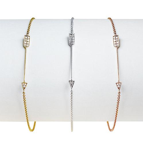 Certus Bracelet (Rose, Yellow or White Gold)