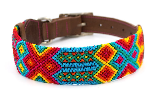 Artisan Dog Collar / l