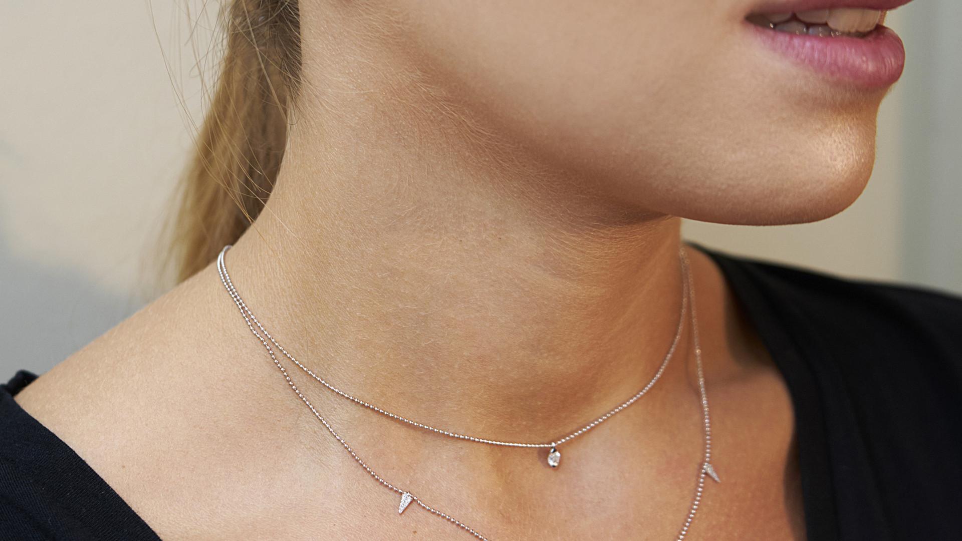 Main, Medium Cross earrings, Solo and de