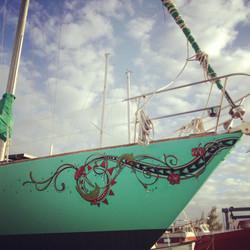 Freedom Boat Starboard