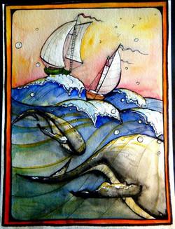 Whales & Sails