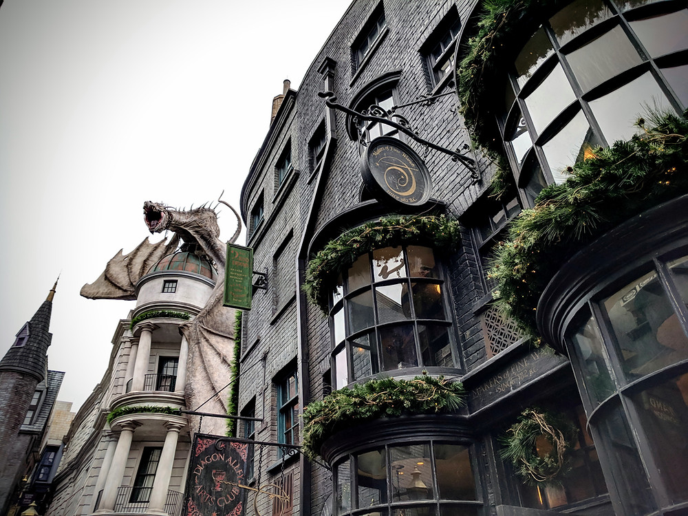 Wizarding World Of Harry Potter 101