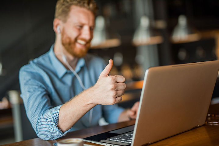 Image of smiling teacher for online science teaching jobs page.