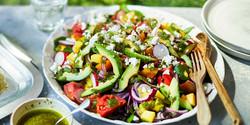 Epic Summer Salad Bowl