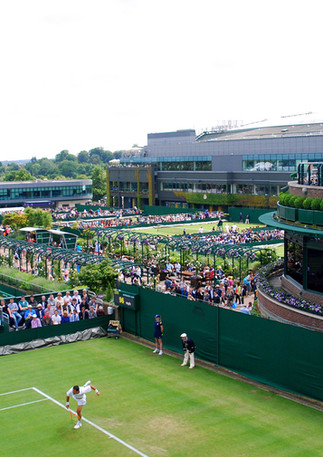 Court 18 and Beyond 2013