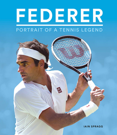 Federer Portrait of a Tennis Legend