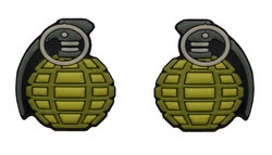 Hand Grenade Vibration Dampeners