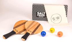 S|W Beach Tennis Set