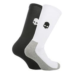 Hydrogen Skull Tennis Socks
