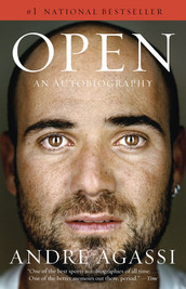 OPEN Autobiograhy Andre Agassi