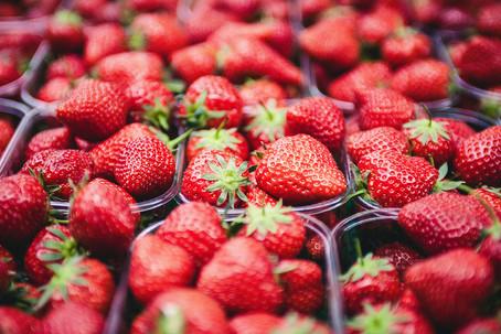 Wimbledon Strawberries