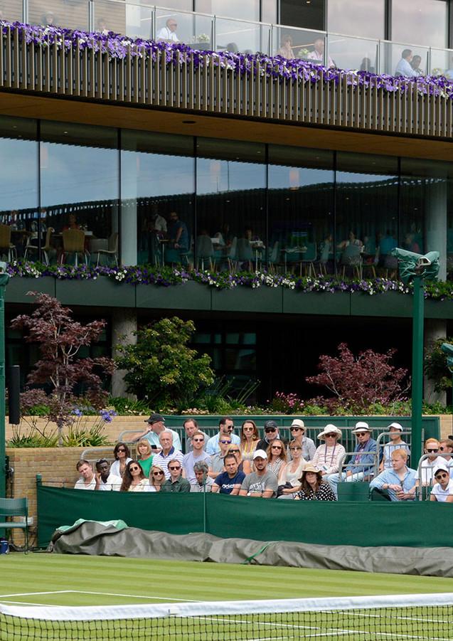 Day 3 of Wimbledon 2019