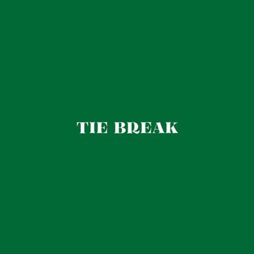 Tie Break Menu