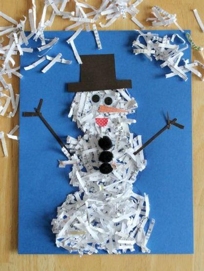 shredded snowman.jpeg