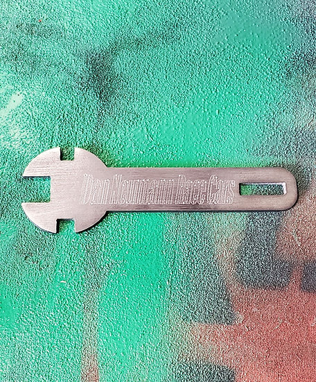 DNRC TIG Torch Multi-Wrench