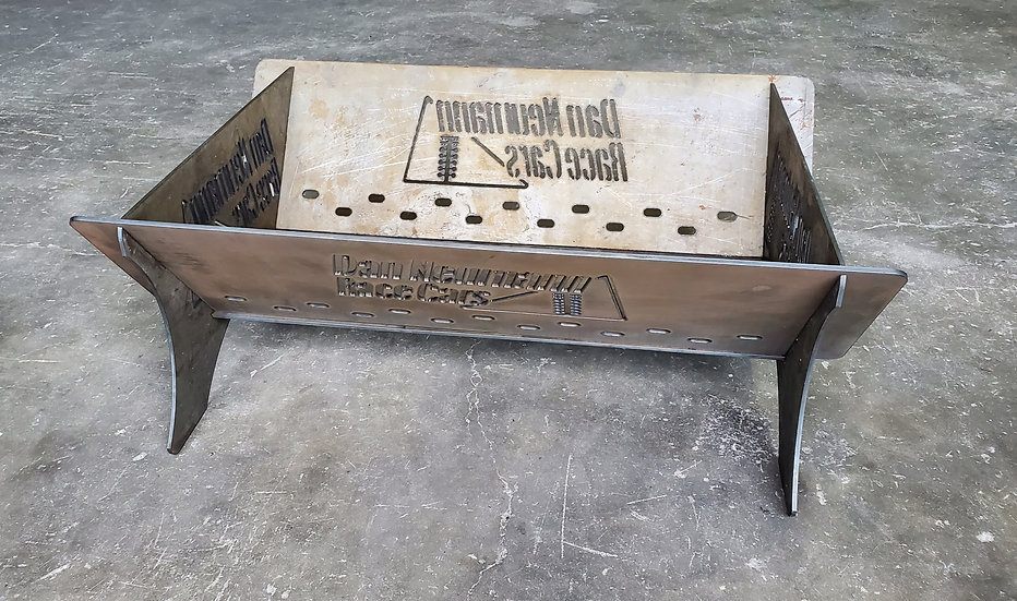 DNRC Fire Pit/Grill