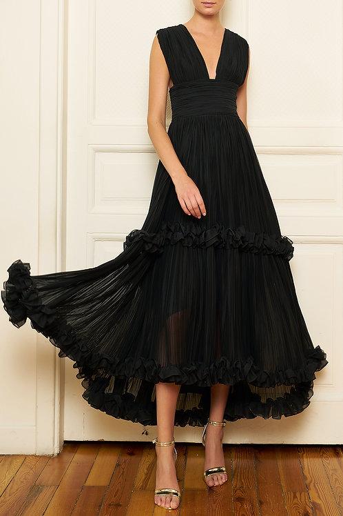 tasarım gece elbisesi