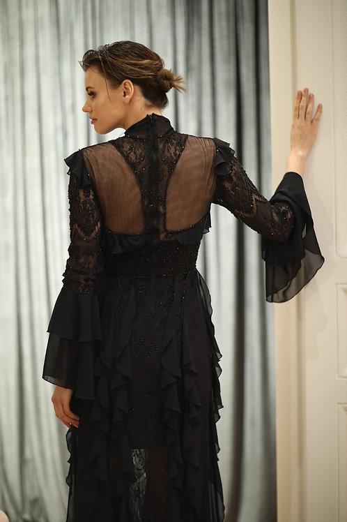 Alia Bridal-Black Swan