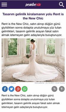 Milliyet.com web sayfasında yer aldık.
