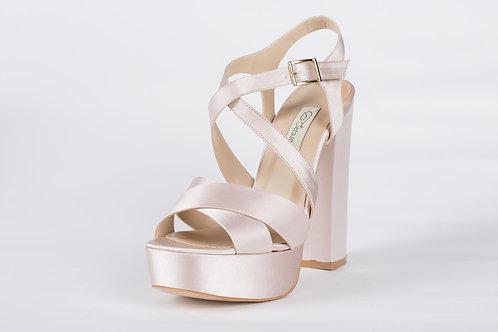 Setosa gelin ayakkabısı