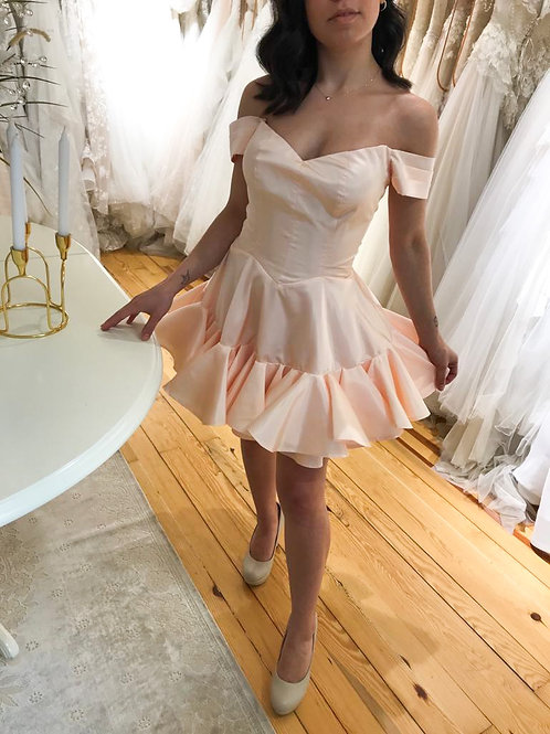 Lola -  Pudra elbise