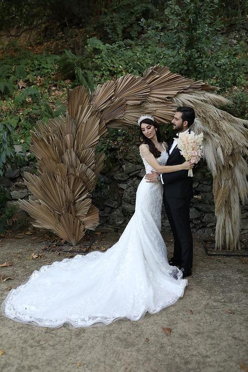 nova sposa kiralik  balik gelinlik