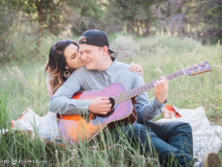 Kasey & Andrew's Engagements