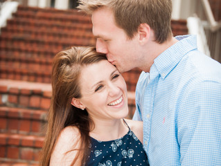 Evan & Mary's Engagement Shoot