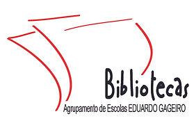 Logotipo das Bibliotecas do Agrupamento