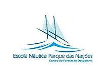 Logotipo Escola Náutica Parque das Nações