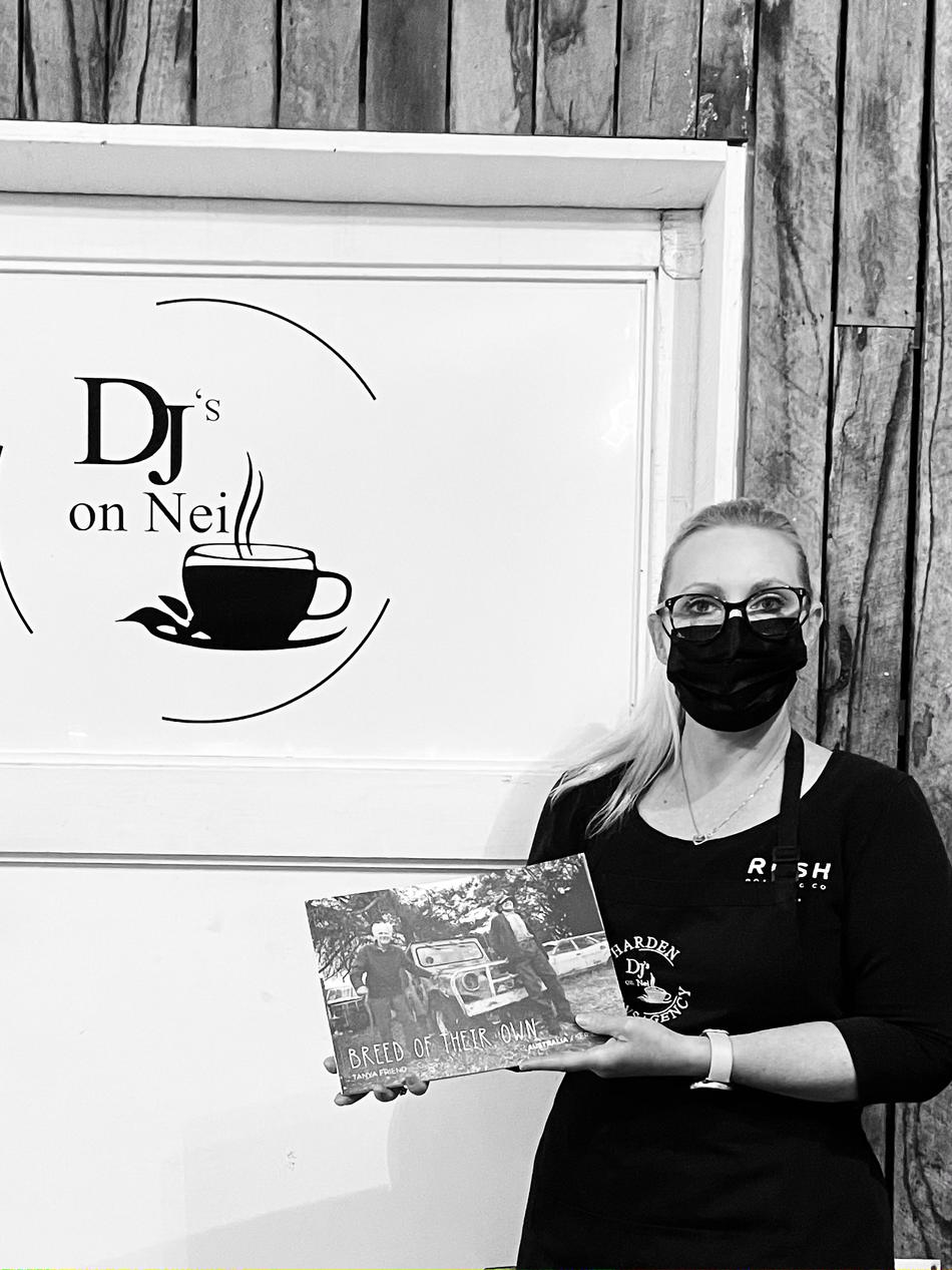Books stocked at - Dj's on Neill ~Harden