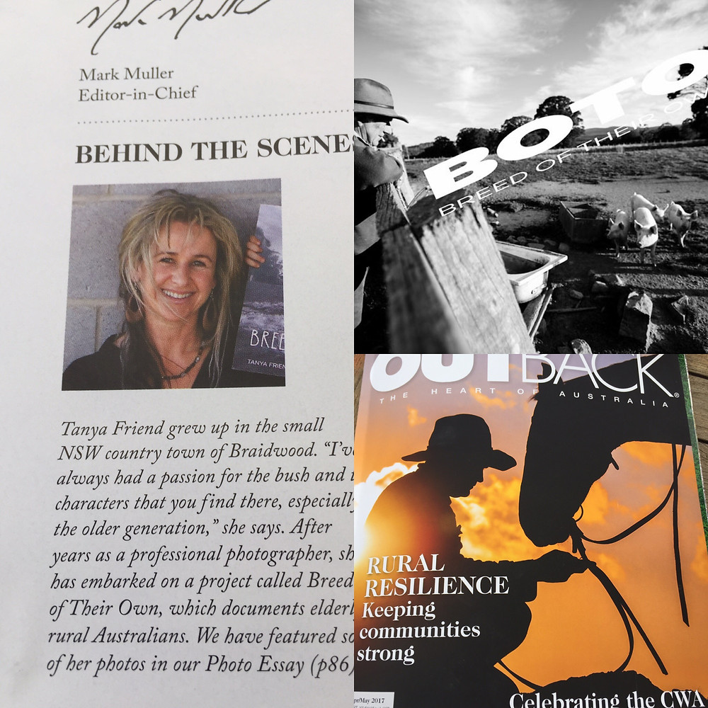 Published in the Outback magazine, great little story thankyou #Outback