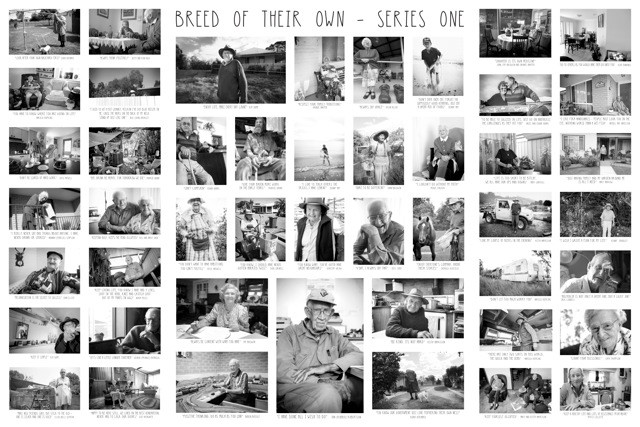 Some people in series one coffee table book - you can find this online store here.