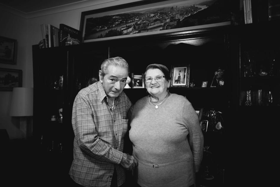 Aldo and Marianne Formichi