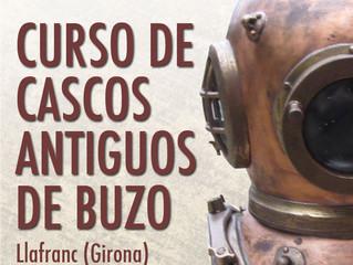 Curso Cascos Antiguos Buzo