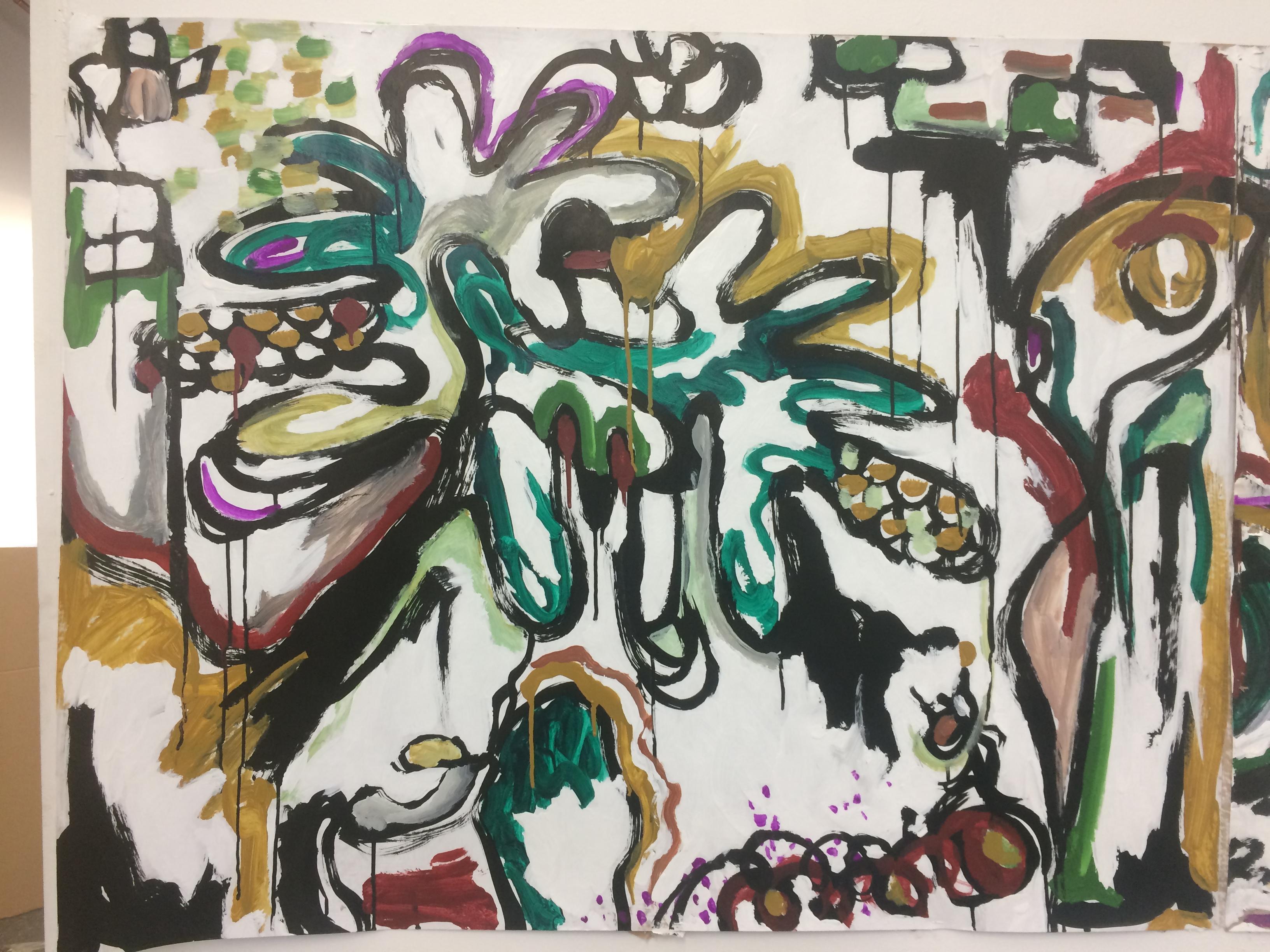 Devil Blooms, 2016