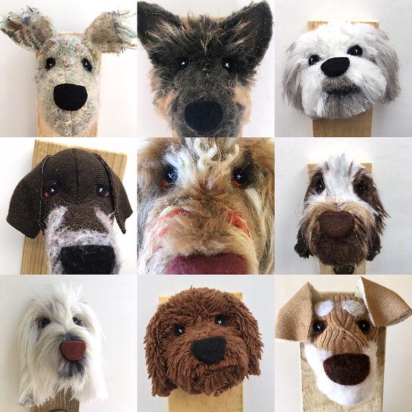 wooltide dog hookheads