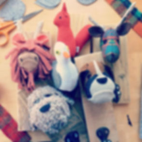 Some of the wooltide creatures who are l