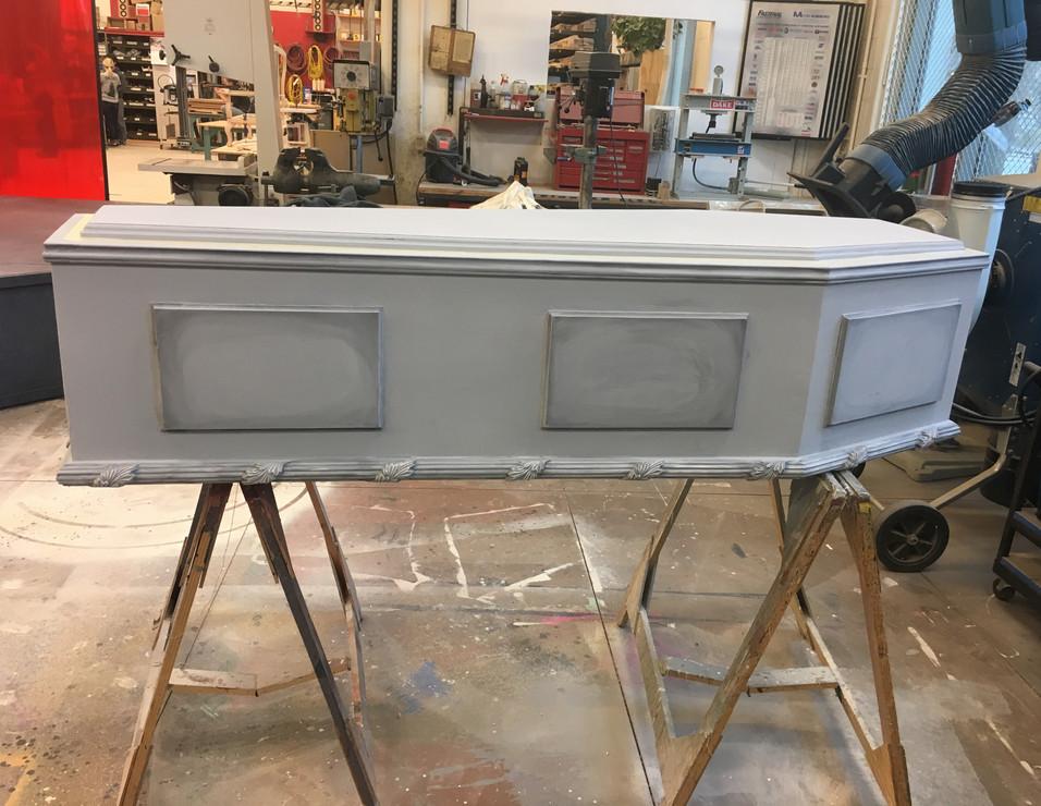 Coffin Paint
