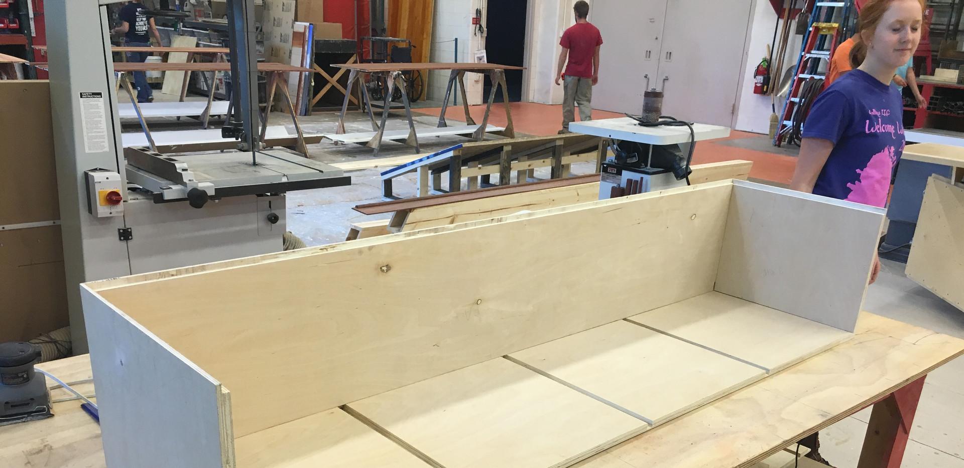 Bench Build