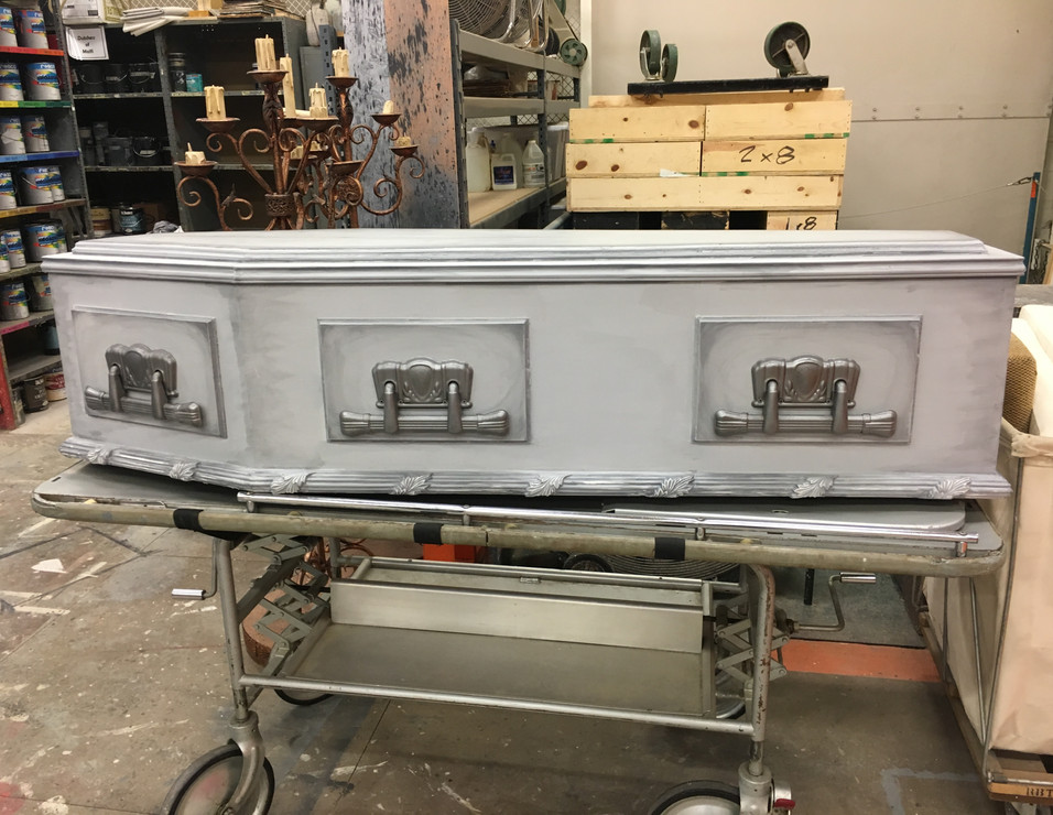 Finished Coffin