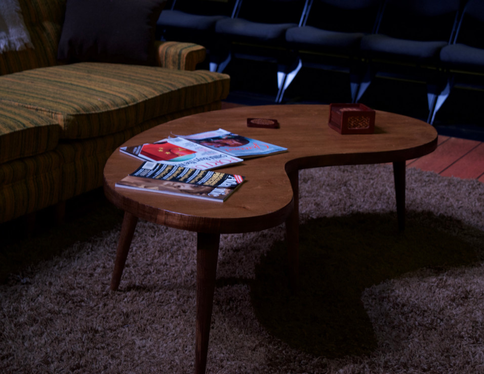 Kidney Bean Coffee Table