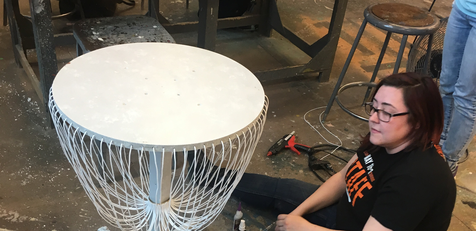 Drapped String Tables