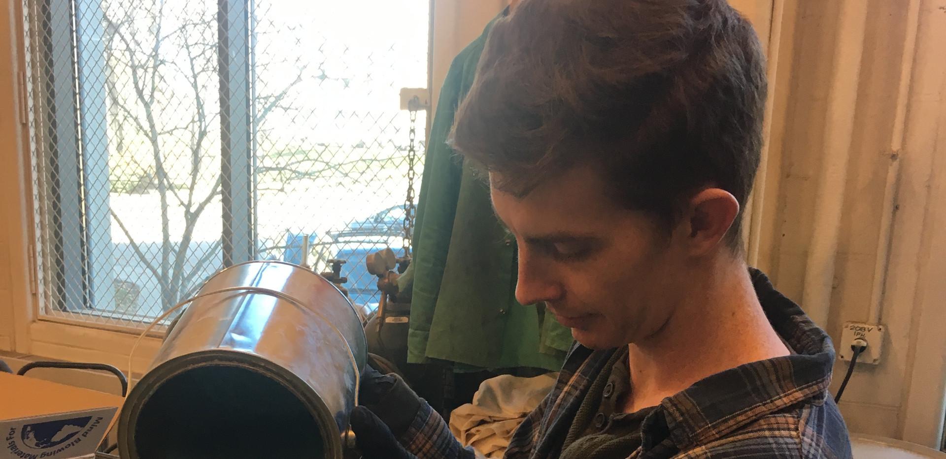 Pouring Gun Molds