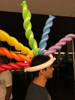 Twisty Hat
