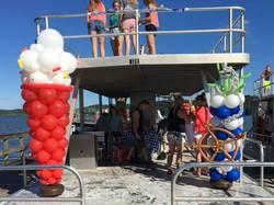Nautical Column, Ice Cream Cone