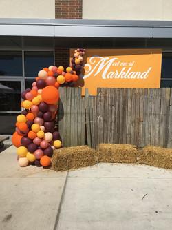 Demi-Arch - Markland Mall Event