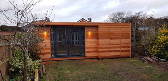 SIPS Garden Room | Shed and Storage